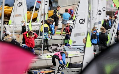 The sailing lifestyle and the RS community in France…