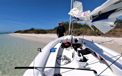 Taking on The Everglades Challenge in a RS Venture