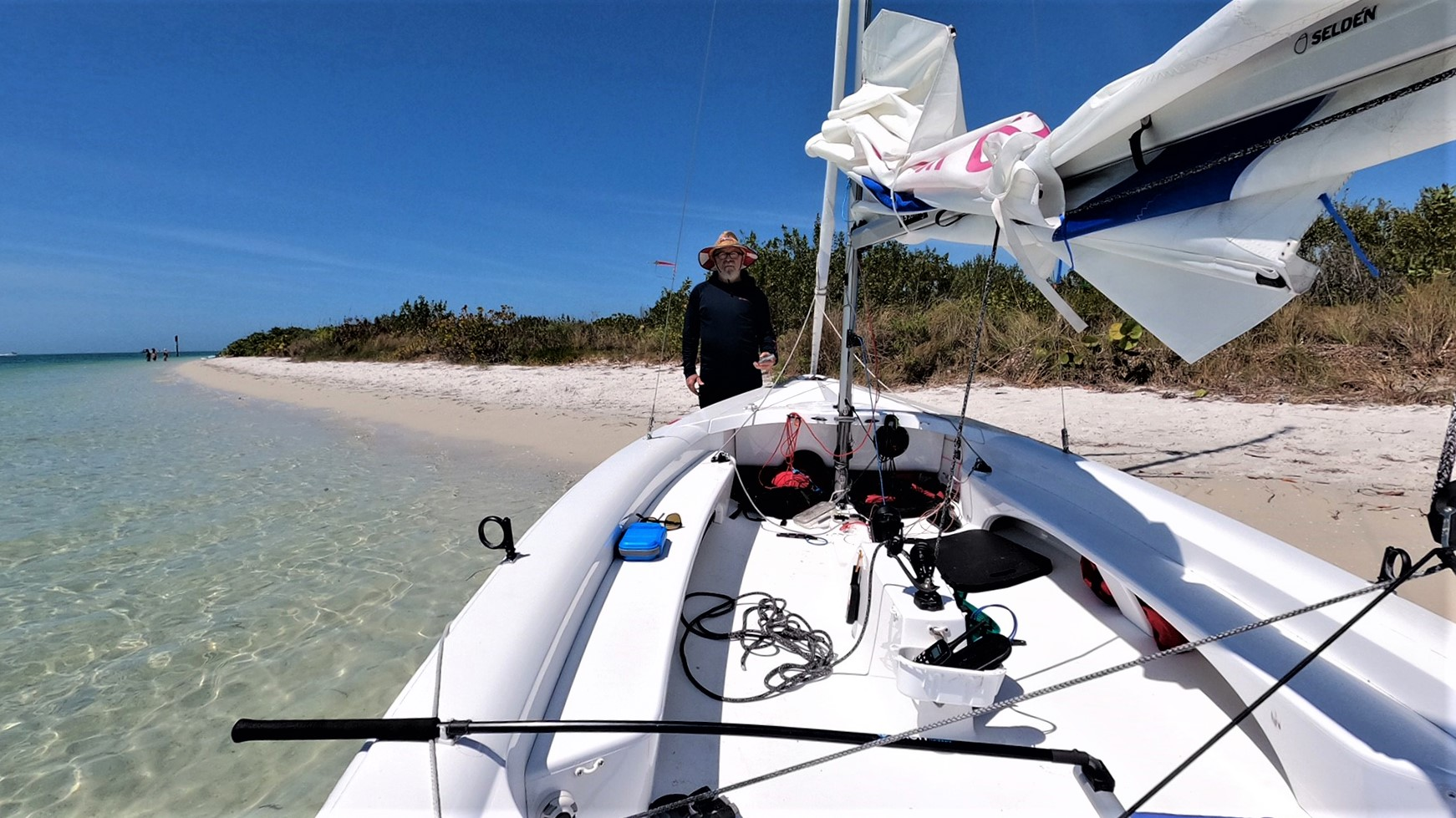 The Everglades Challenge in a RS Venture