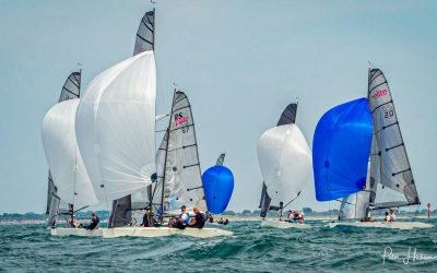 The RS Elite National Championship at Hayling Island Sailing Club