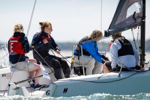 British Keelboat Racing