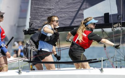 The RS21 – Poised and ready to bring youth keelboat racing to the next level