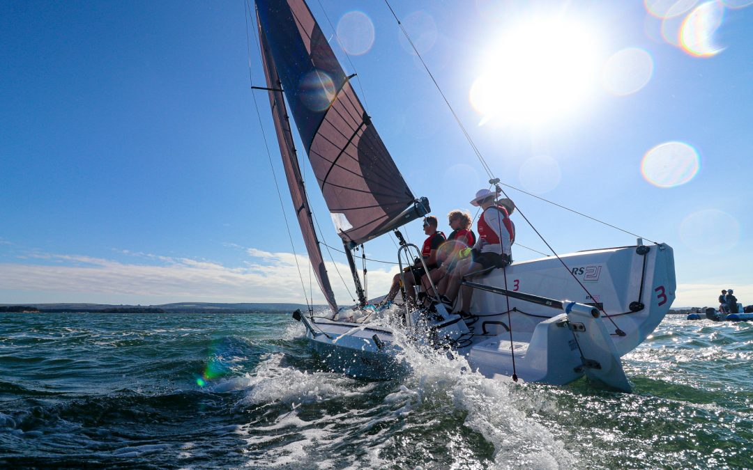 The British Keelboat League Finals