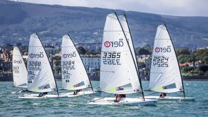 The Inaugural RS Aero Irish Open National Championship