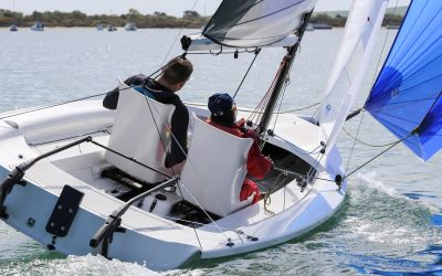Changing the future of parasailing, one RS Venture at a time…