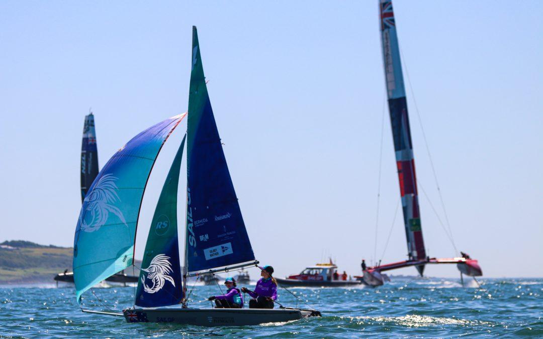 SailGP Inspire Plymouth 2021