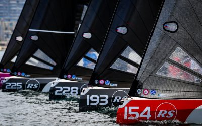 RS21 Inaugural European Championship in Italy